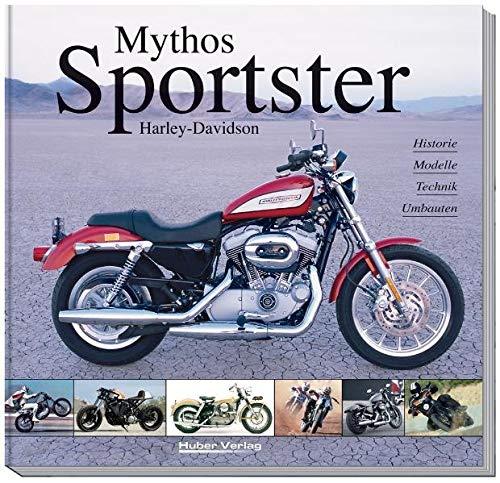 9783927896321: Mythos Harley-Davidson Sportster