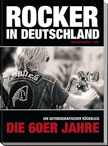 9783927896567: Rocker in Deutschland