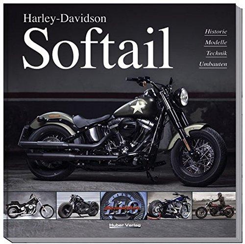 9783927896628: Harley-Davidson Softail