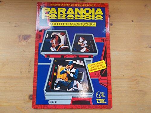 9783927903906: Paranoia