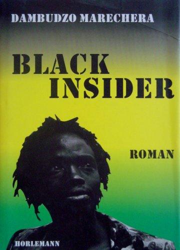 9783927905658: Black Insider - Dambudzo Marechera
