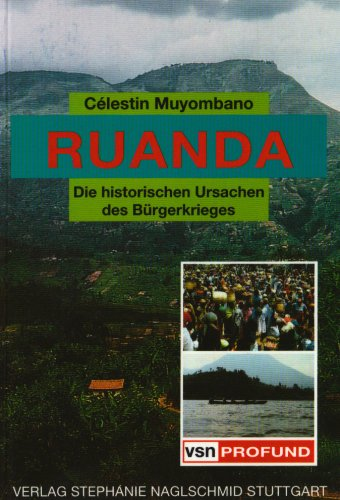 9783927913868: Ruanda