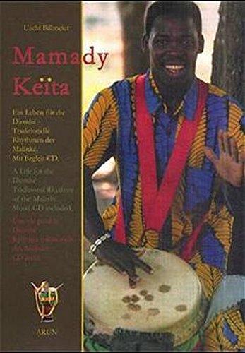 9783927940611: Djembe Mamady Keita CD