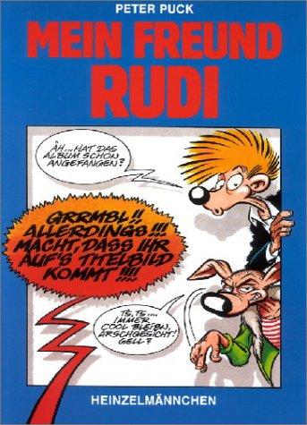 Mein Freund Rudi: Puck, Peter