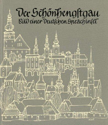 9783927976061: Der Schönhengstgau: Eine ehemals deutsche Sprachinsel (German Edition)
