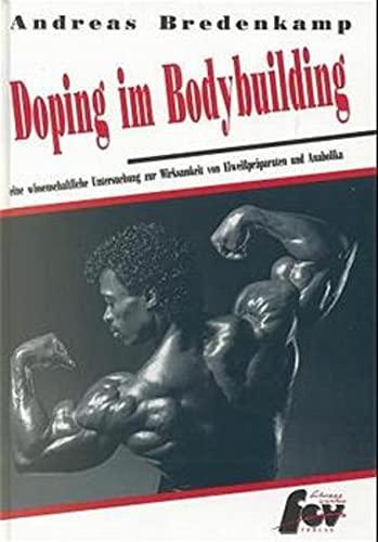 9783928148054: Doping im Bodybuilding.