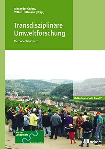 9783928244848: Transdisziplin�re Umweltforschung