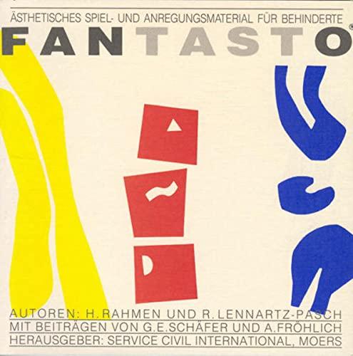 9783928249027: Fantasto: Ästhetisches Spiel- und Anregungsmaterial für Behinderte (Livre en allemand)