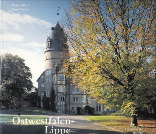 Ostwestfalen-Lippe [Color] [Hardcover] by Holger Klaes; Ernst: Holger Klaes; Ernst