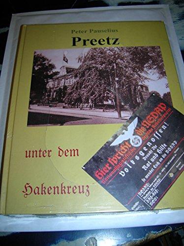 9783928326292: Preetz unter dem Hakenkreuz