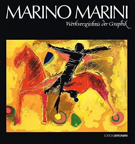9783928330008: Marino Marini.
