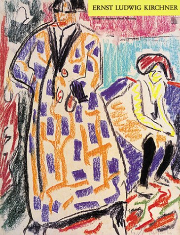 9783928342056: Ernst Ludwig Kirchner, Zeichnungen, Aquarelle, Pastelle