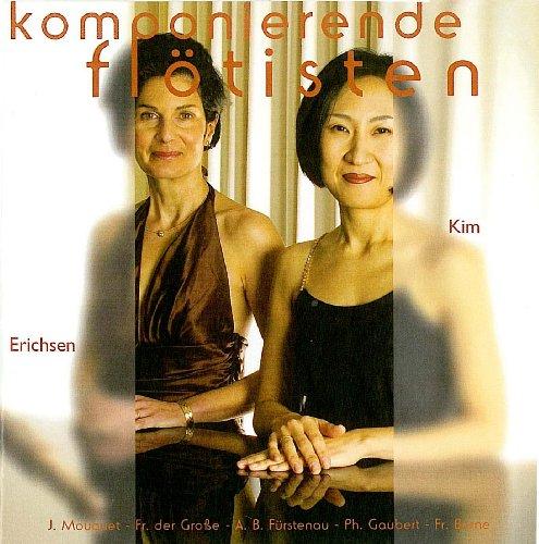 9783928524698: Komponierende Flötisten - Barbara Erichsen/Jeong-Min Kim