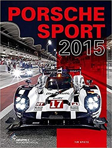 Porsche Sport 2015: Andrew Cotton