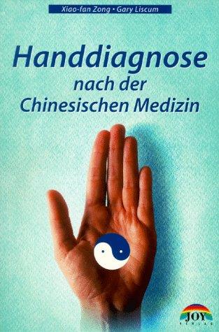 9783928554206: Handdiagnose nach der Chinesischen Medizin