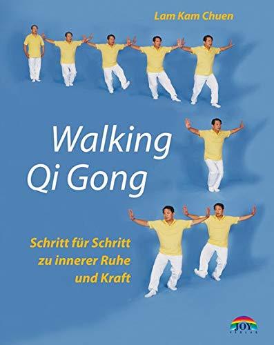 9783928554565: Walking Qi Gong. Schritt für Schritt zu innerer Ruhe und Kraft