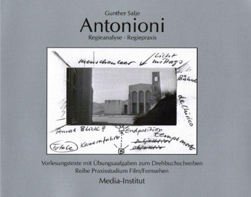 9783928590037: Michelangelo Antonioni. Regieanalyse /Regiepraxis