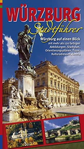 9783928645614: Weisner, C: Würzburg Stadtführer. Englische Ausgabe