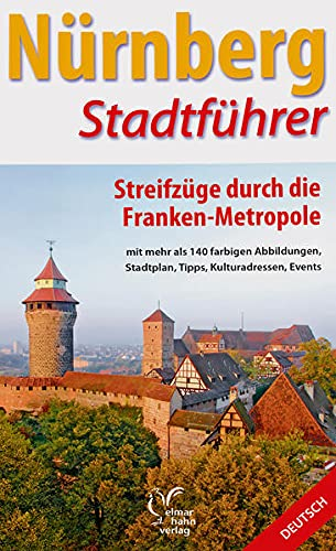 9783928645911: Nürnberg Stadtführer