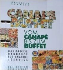 9783928709064: Vom Canapé bis zum Buffet (Livre en allemand)