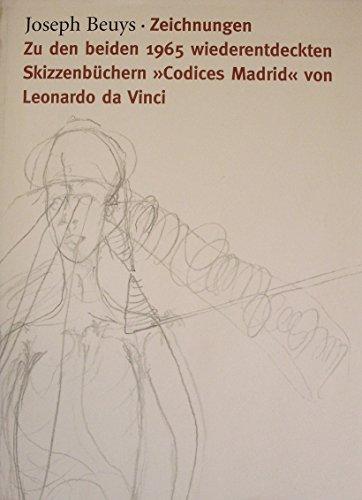 9783928762755: Drawings After the Codices Madrid of Leonardo Da Vinci