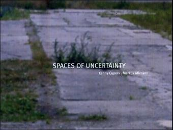 9783928766548: Spaces of uncertainty