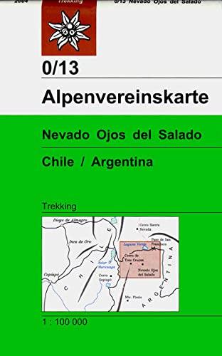 9783928777940: Nevado Ojos Del Salado 013 Chileargentin