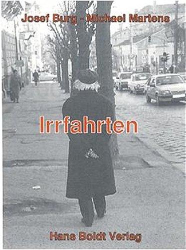 9783928788359: Irrfahrten.