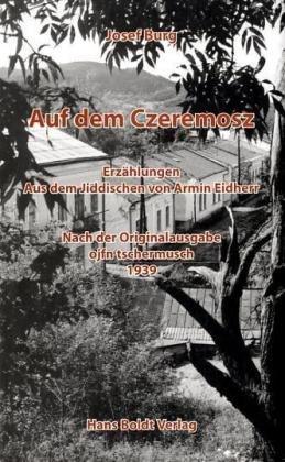 9783928788502: Auf dem Czeremosz: Erzählungen