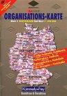 9783928855938: Orga Map Germany 3 SW
