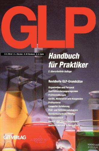 9783928865258: GLP Handbuch fÃŒr Praktiker 2a
