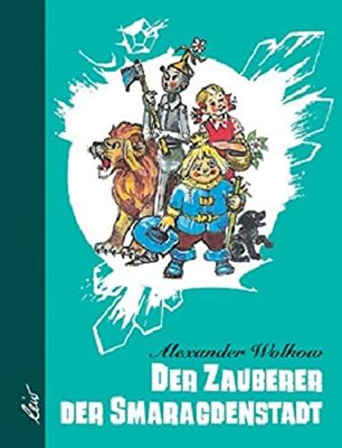 9783928885058: Der Zauberer der Smaragdenstadt