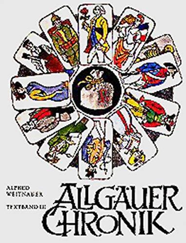 Allgäuer Chronik: Alfred Weitnauer