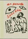 9783928942492: A.R. Penck: Sonette (German Edition)