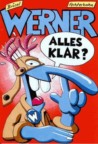 9783928950169: Werner - Alles klar