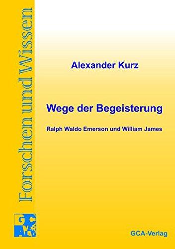 Wege der Begeisterung: Alexander Kurz
