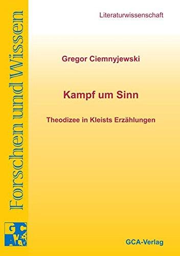 Kampf um Sinn: Gregor Ciemnyiewski