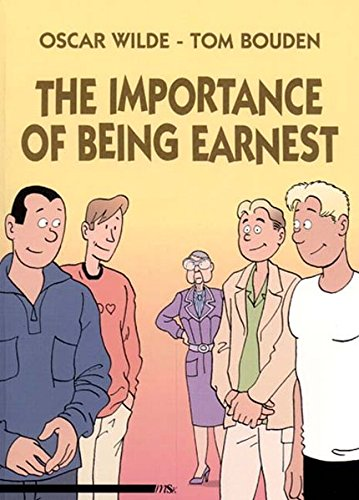 9783928983921: The Importance of Being Earnest