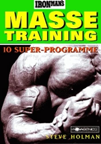 9783929002171: Ironman's Masse-Training