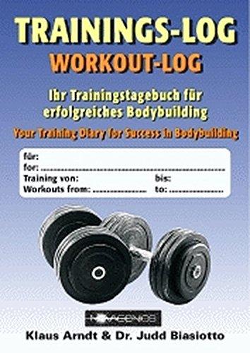 9783929002232: Trainings-Log