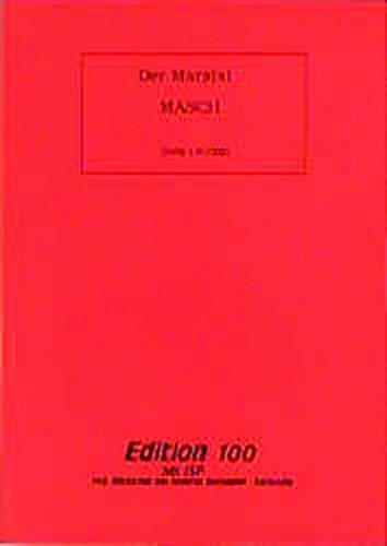 9783929008975: Der Marxist: Marxistische Arbeiter-Schule Schulungszeitschrift (Edition 100 bei ISP)