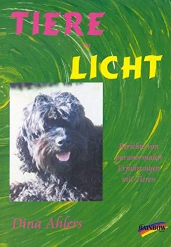 9783929046373: Tiere im Licht.