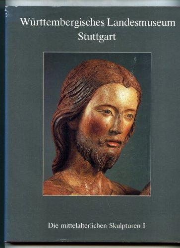 9783929055184: Die mittelalterlichen Skulpturen I. / Stein- und Holzskulpturen 800-1400