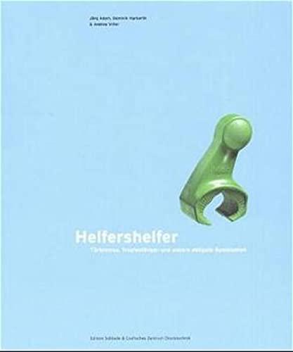9783929085655: Helfershelfer
