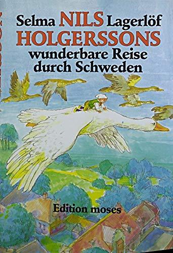 9783929130133: Nils Holgerssons wunderbare Reise durch Schweden