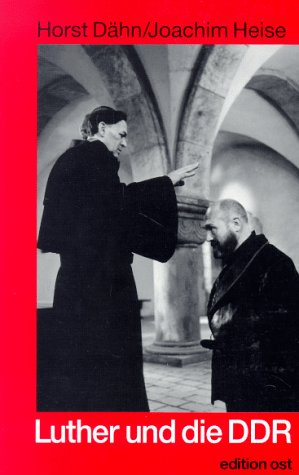 9783929161816: Luther und die DDR. Der Reformator und die Medien anno 1983
