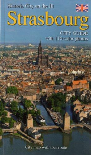 9783929228779: Historic City on the Ill Strasbourg
