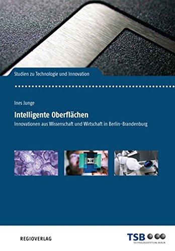 9783929273830: Intelligente Oberflächen. Innovationen aus Wissenschaft und Wirtschaft in Berlin-Brandenburg