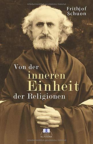9783929345346: Von der inneren Einheit der Religionen (German Edition)