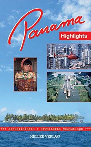 9783929403367: Panama Highlights